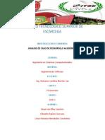 Analisis de Caso de Desarrollo Academico