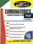 Schaum Combinatorics
