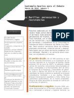Persecución y resistencias en Santa Cruz Barillas, Aportes para el debate número 5