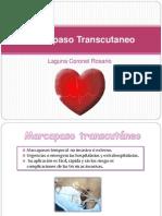 Marcapaso Transcutaneo