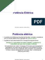 Potência Eletrica