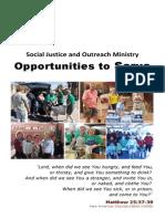 SJO Opportunities to Serve