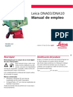 Manual Dna