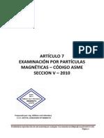 Codigo ASME Seccion V Articulo 7- 2010 en Español