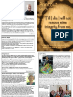 Printout March 2014