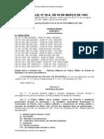 DL Nº 09-A-82 - ESTATUTO 7ª Edição-consolidada 2011