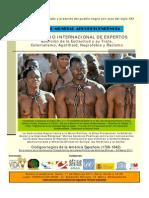 Trata y Abolicion Esclavitud -Simposio 2011