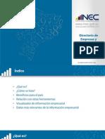 Presentacion Direc Empresas