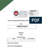Tugasan Kpd 3016 Pengajaran, Teknologi & Penaksiran 1