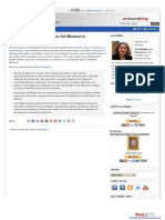 CultureGrrl Post on AAMD's Condemnation of Delaware Deaccessions