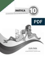 Guia Matematica Decimo Ano-1