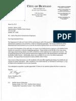 Comptroller Audit Letter 3-26