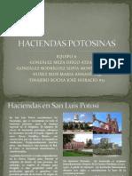 Haciendas Potosinas