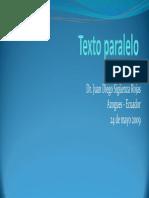 texto-paralelo
