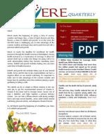Salvere Quarterly-Issue 1 Vol 2
