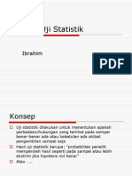 8.Konsep Uji Statistik