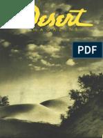 194501 Desert Magazine 1945 January