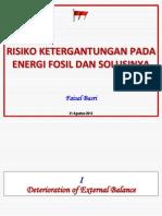 Renewable Energy EBTKE Bpk Faisal