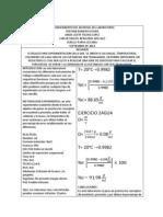 Informe de Lab de Quimica