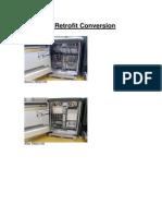 RBS3106 Retrofit Conversion