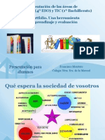 Presentacion TIC Portolio PacoMontero