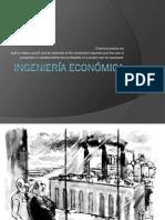 Ingeniería Económica aplicado a IQ resumen