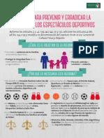 27-03-14 Reforma para prevenir y erradicar la violencia en los espectáculos deportivos