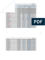 Matriz de EPP y Costos KMA