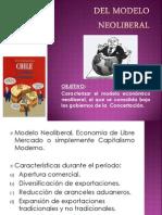 5. LA CONSOLIDACIÓN DEL MODELO NEOLIBERAL
