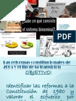 4.Reformas Constitucionales de 2005