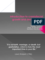 Introduction to Craniofacial Growth and Development