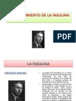 Descubrimiento de La Insulina
