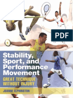 [Joanne Elphinston] Stability, Sport, And Performa