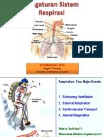 Pengaturan Sistem Respirasi
