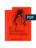 VICTOR HUGO CUNEO- Nacimiento Ciudadano