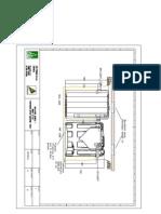 A) Montaza Bio-Cro-Pro Casa 1 - Presjek