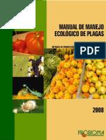 Manual de Manejo Ecologico de Plagas