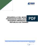 Desarrollo de Franquicias Ampyme.
