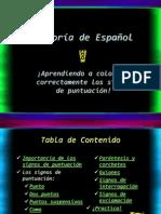 Tutoría de Español