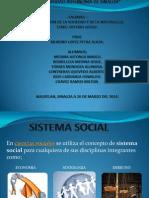 Sistema Social Exposicion