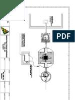 A) Montaza POLI 1 E.S. 50 - 220v - 380V - Tlocrt