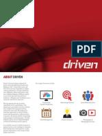 Driven 2014 Company Profile (Agency)