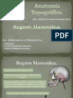 Region Mastoidea Anatomia Topografica