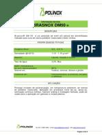 Ficha Tecnica- Brasnox DM 50 RED