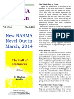 NARMA Bulletin, March 2014 Issue