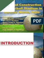 Stadium Construction Proposal