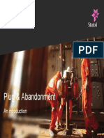 Introduction to Plug  and Abandment