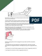 PENGATURAN POSISI dalam pembelajaran KDPK (ketrampilan dasar praktik dasar klinik)