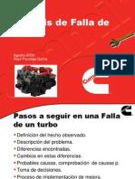 Analisis de Falla de Turbo