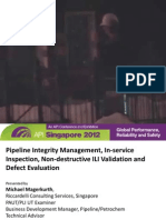 Pipeline Integrity Management